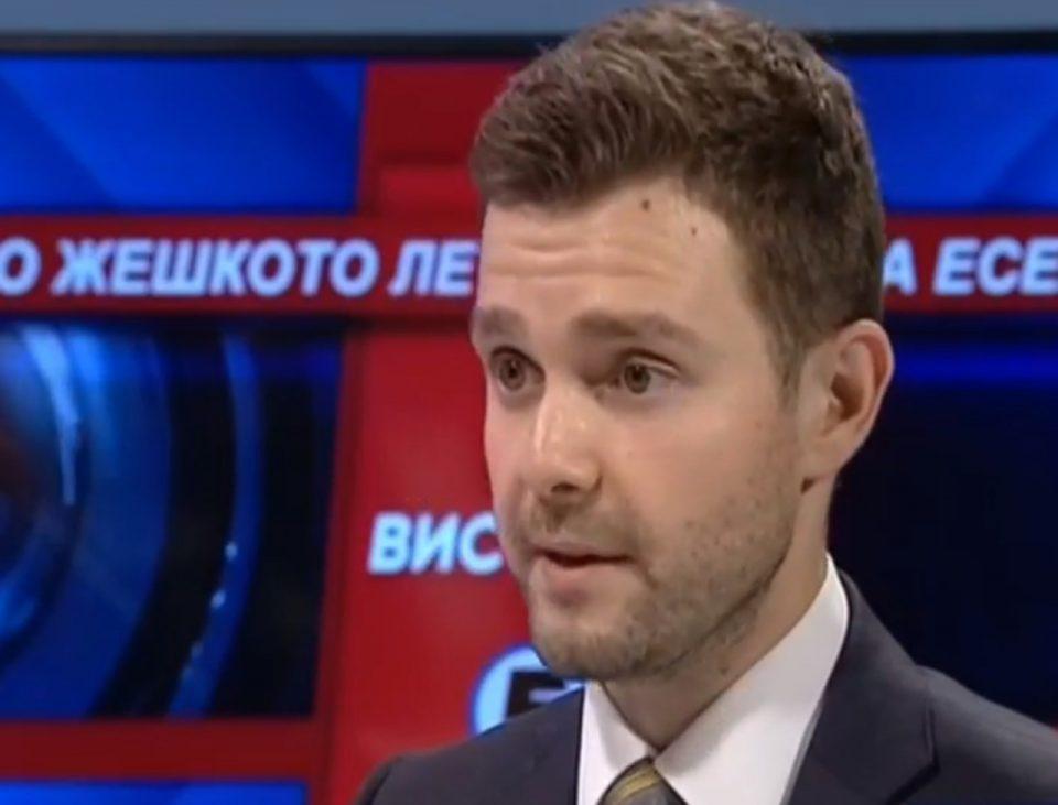 Муцунски: Ние имаме селективно обвинителство кое отвара постапки поврзани само со ВМРО-ДПМНЕ, а целосно ги игнорира секојдневните скандали кои се случуваат