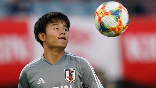 Како јапонското чудо од дете заврши во Реал Мадрид