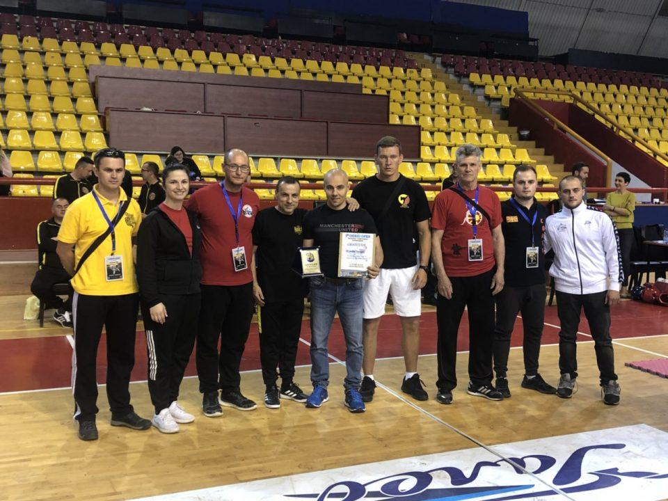 Костовски: Олимпиското таеквондо во Македонија продолжува да биде најбрзорастечки спорт согласно врвните резултати кои се остваруваат