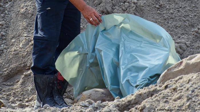 Се евакуира центарот на Берлин, пронајдена бомба со разорна моќ