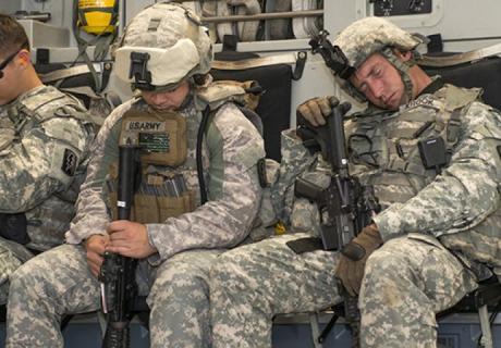 Американските војници имаат трик за побрзо заспивање- ќе потонете во сон во рок од 2 минути