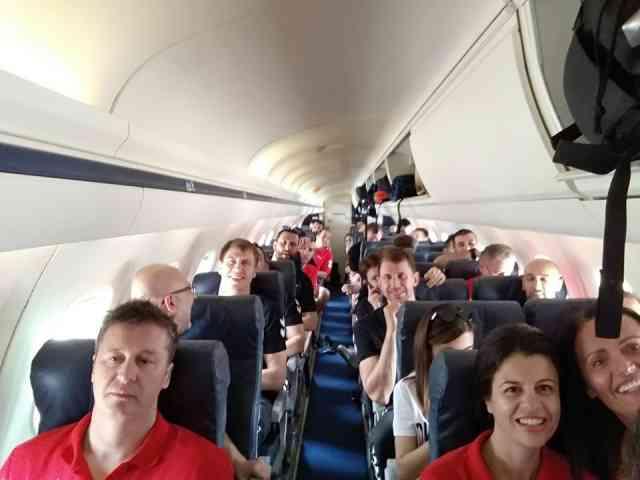 Вардарци полетаа – следете го летот во живо! (ФОТО)