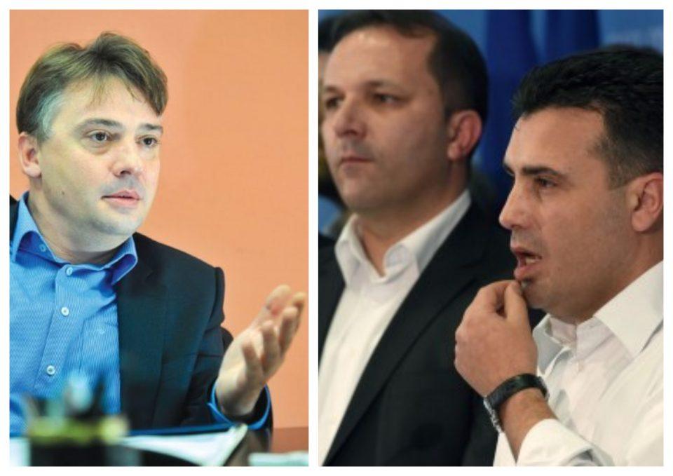 Заев и Спасовски одраа со казни илјадници граѓани, а за Шилегов нема казна за паркирање среде улица