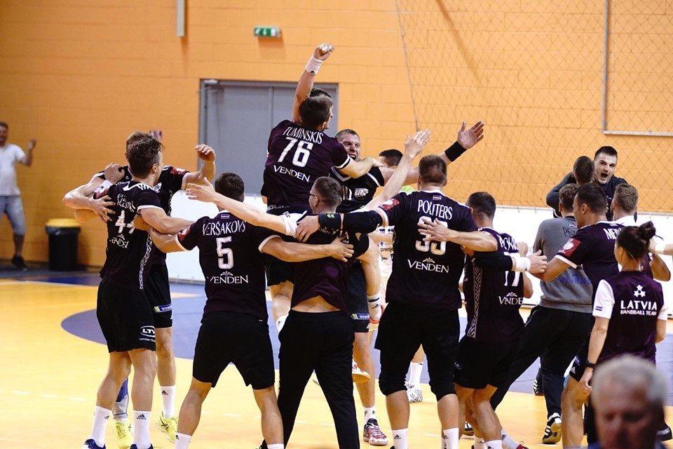 ВИДЕО: Кристопанс ја однесе Летонија на Европско првенство