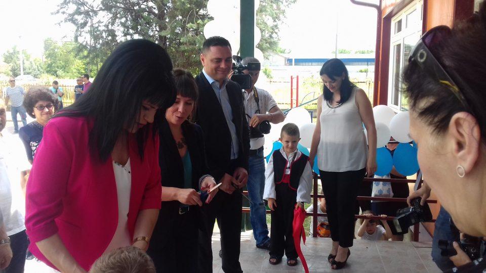 Кавадаречкото село Марена доби нова градинка