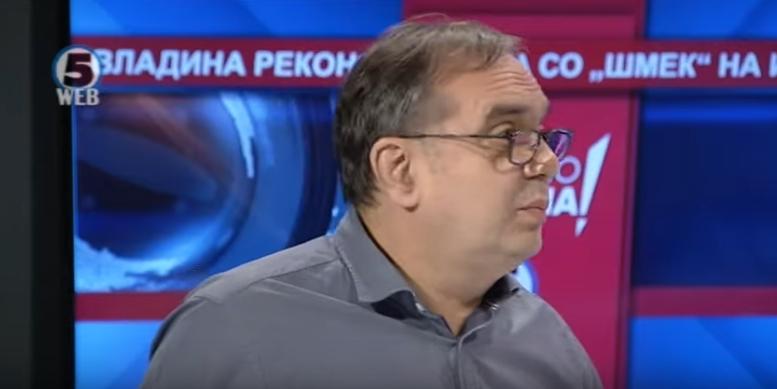 Даштевски: Ваков дебакл не очекував од владејачката гарнитура