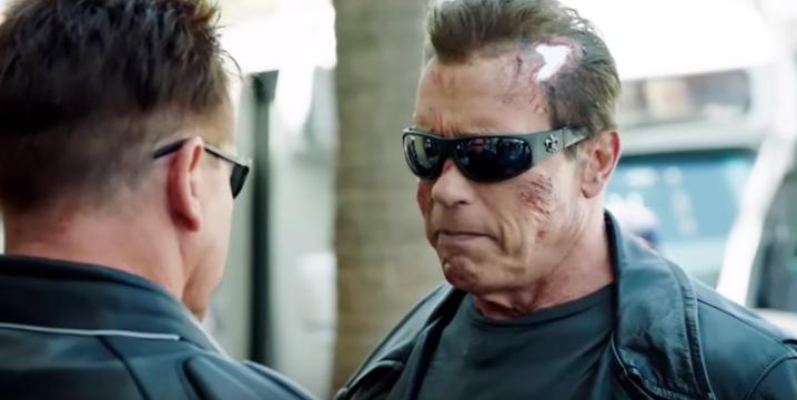 """Компјутерски ефекти: Што ако """"Терминаторот"""" го глумеше Силвестер Сталоне наместо Арнолд Шварценегер? (ВИДЕО)"""