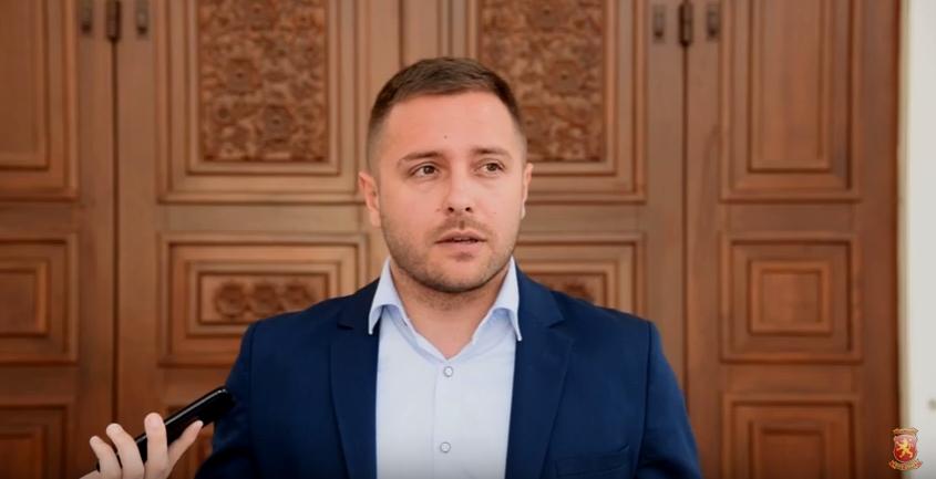 Арсовски: Се случува криминална приватизација на јавното здравство- време е оваа власт да почне да работи во интерес на здравјето на граѓаните