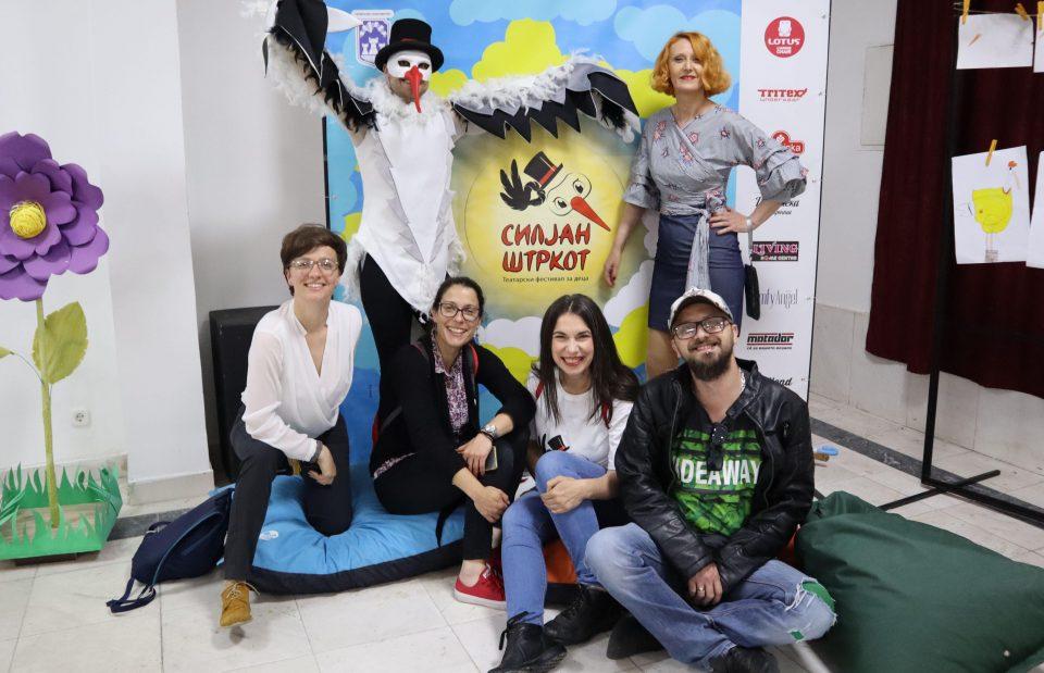 """Заврши театарскиот фестивал за деца """"Силјан Штркот""""во  Прилеп"""