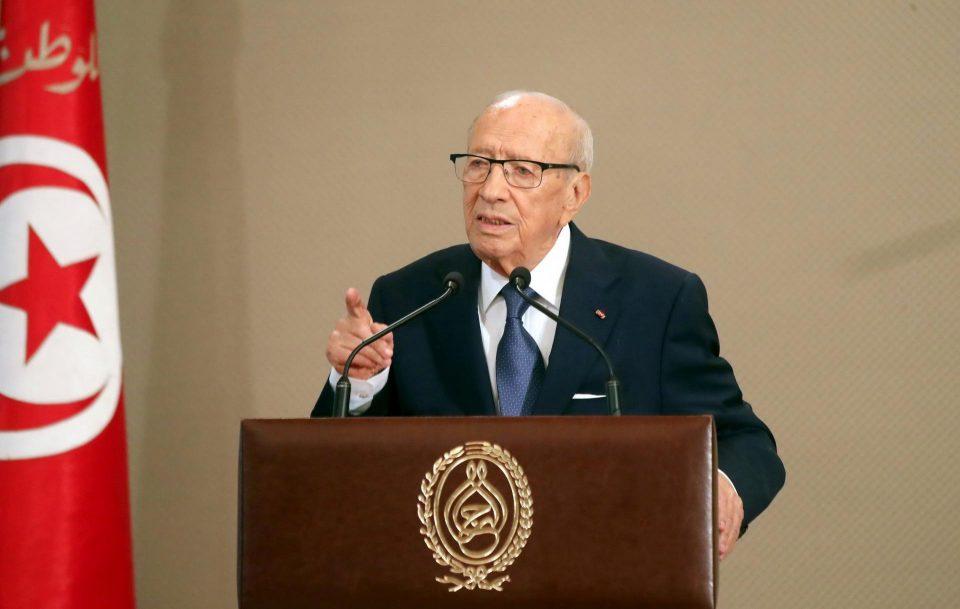 Почина претседателот на Тунис
