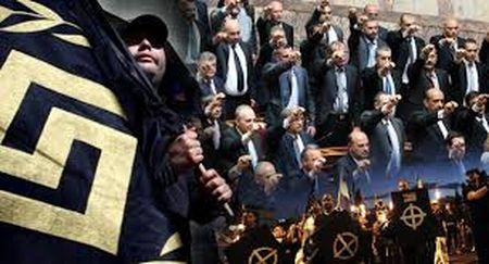 Продолжува рочиштето за казните на членовите на Златна зора, пред судот повторно закажани протести