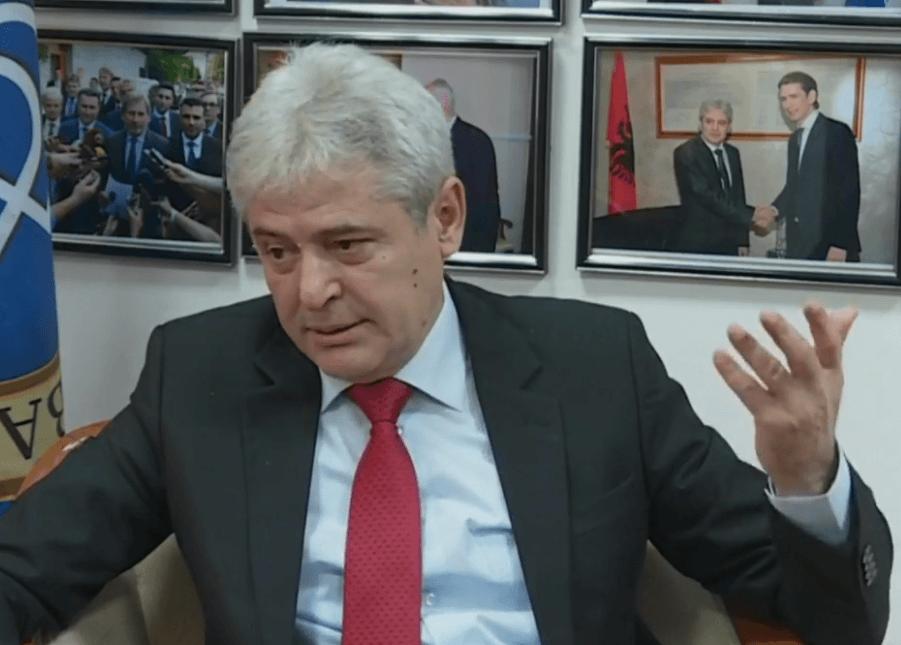 Ахмети: Венецијанската комисија ја користевме за да се намалат тензиите и предрасудите кај македонските сограѓани