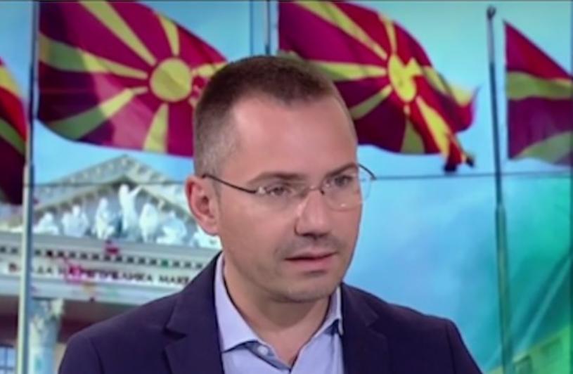 Џамбаски: Гоце Делчев никогаш не се борел за никаква независна Македонија, вие сте втора бугарска држава на Балканот