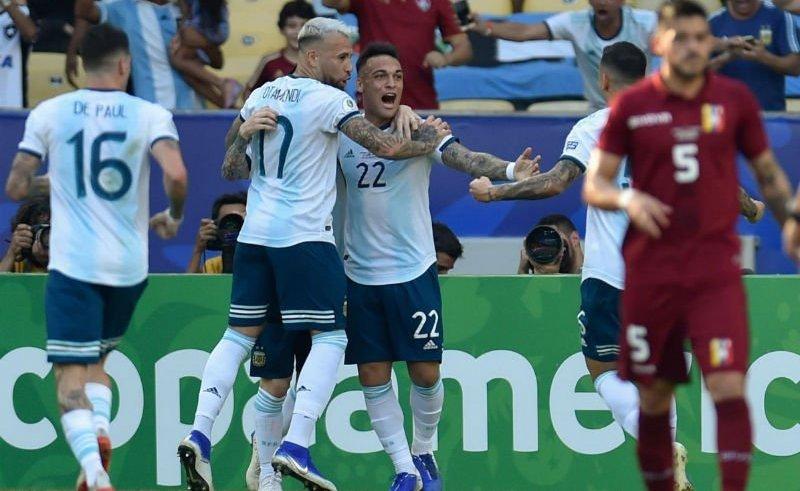 Аргентина – Бразил во полуфиналето на Копа Америка