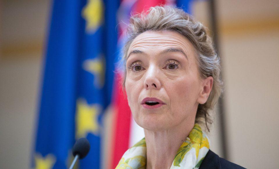 Марија Пејчиновиќ Буриќ нов генерален секретар на Советот на Европа