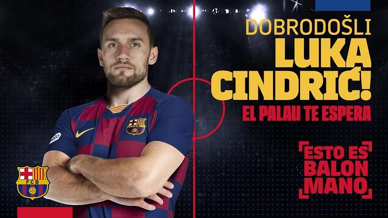 Циндриќ потпиша милионски договор со Барселона