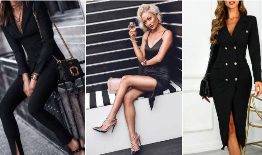 Црната боја може да биде многу позитивна: Еве зошто треба да изберете темни парчиња гардероба