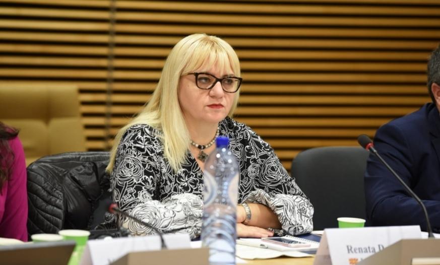 Рената Десковска е незаконски номинирана за претставник во Венецијанската комисија