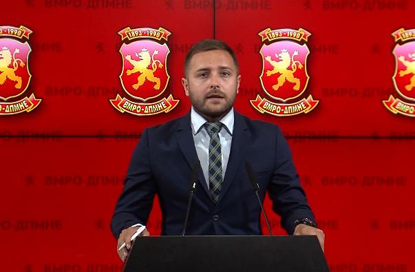 Арсовски: Омилената агенција за обезбедување на власта, покрај милионите евра од универзалниот снабдувач, добива државни и општински тендери со вртоглави суми