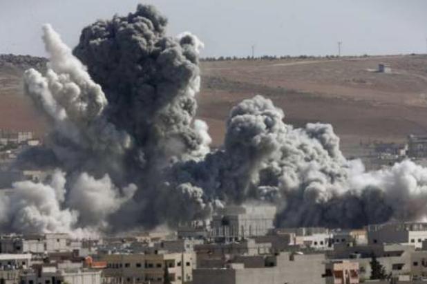 Најмалку десет лица загинаа во експлозија во сирискиот град Рака