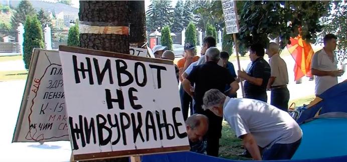 Дали премиерот Заев изманипулира и за Еурокомпозит? Работниците со живот на вересија