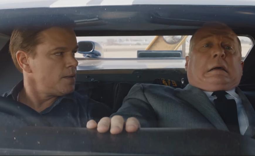 Официјален трејлер за филмот кој ќе го гледаме во ноември: Брзински тркач против автомобилски дизајнер  (ВИДЕО)