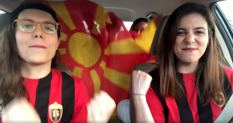 ВИДЕО: Новата химна за Вардар доби видео запис