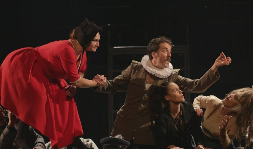 """""""БитолаШекспир фестивал"""" завршува со претставата """"Крал Иби"""""""