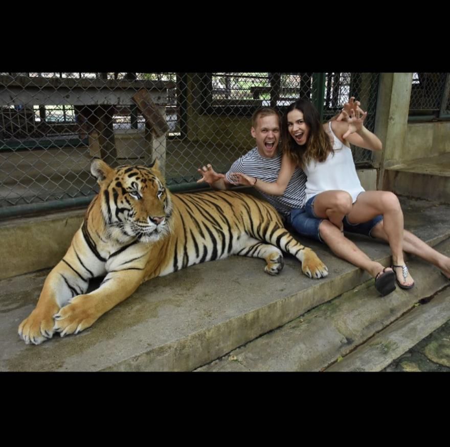 Скубе од Келн замина за Тајланд, ракометарот на одмор со семејството