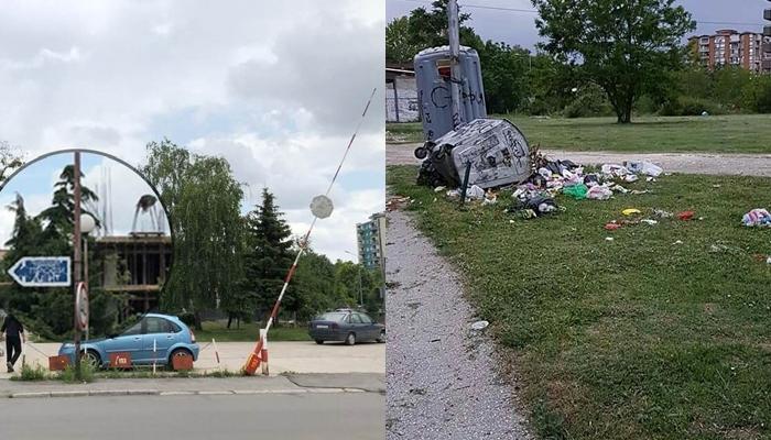 Урбаната мафија во Карпош цвета- згради никнуваат на секој чекор, жителите секојдневно апелираат дека општината тоне во ѓубре (ФОТО)