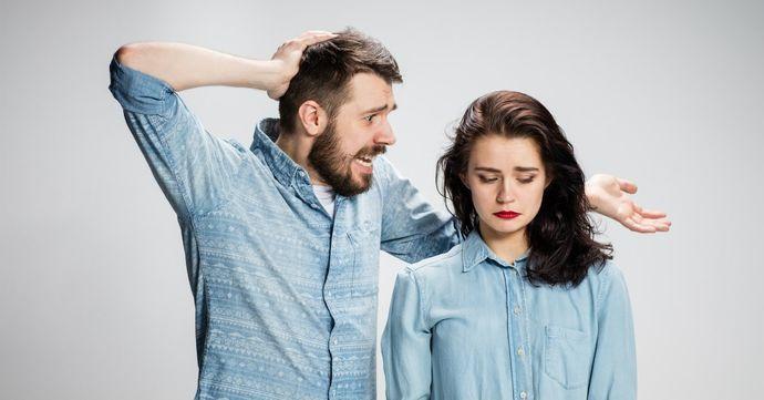 Пет знаци дека вие сте главниот виновник за проблемите во врската