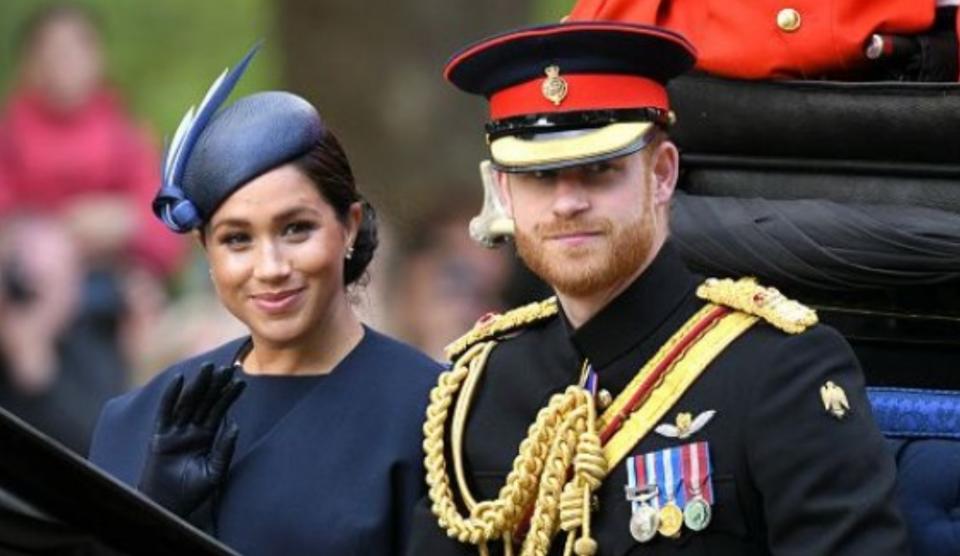 """ВИДЕО: """"Пукна тиквата"""" во кралското семејство, Принцот луто ја прекори Меган"""