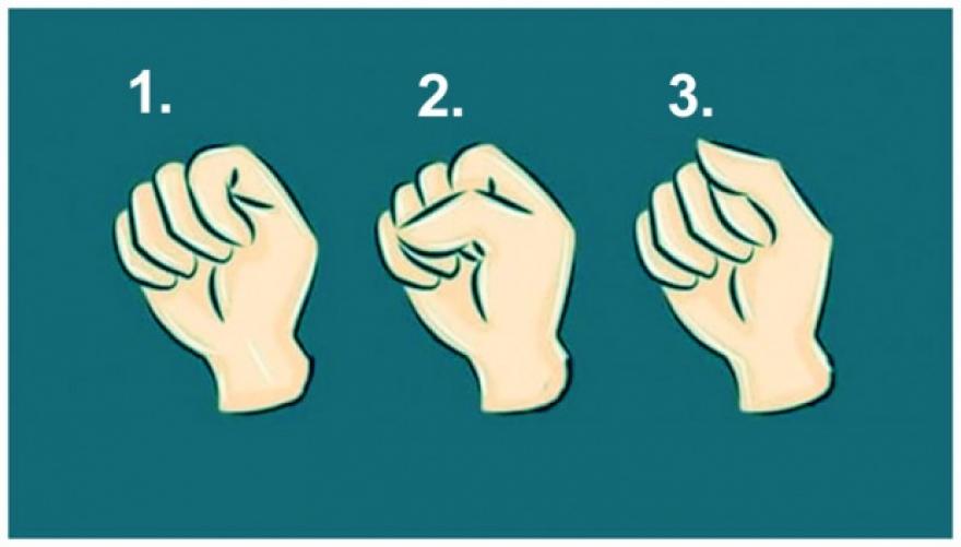 ТЕСТ: Стиснете ја раката и откријте каква личност сте
