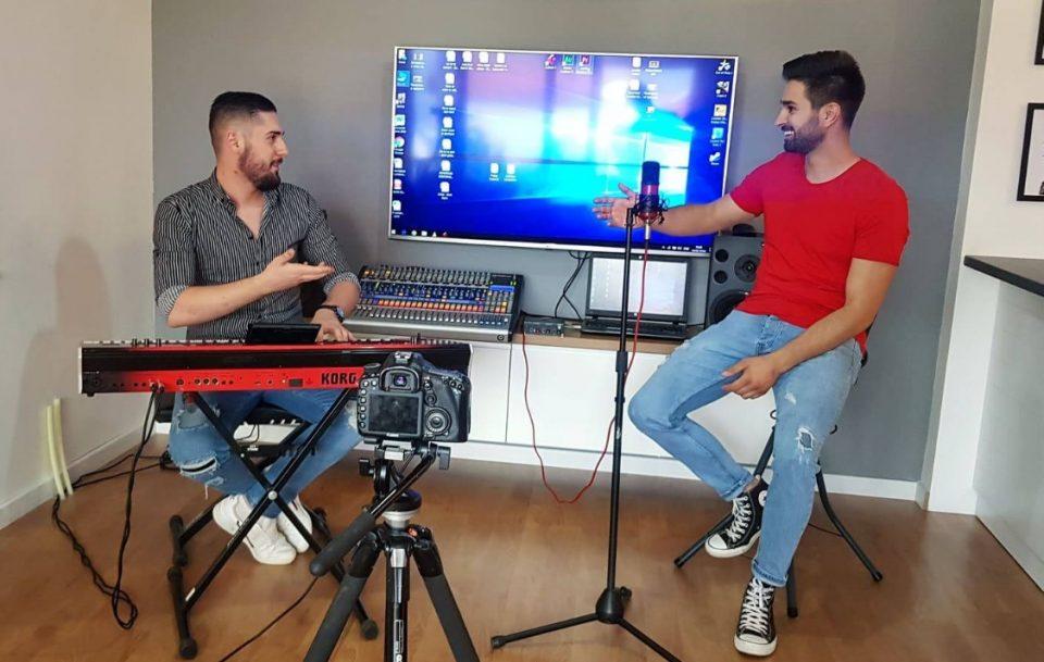 """""""Нека боли"""": Талентираниот Христијан со кавер верзија на балканскиот хит (ВИДЕО)"""