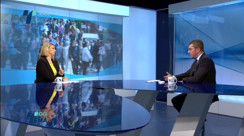 Мицкоски: Нови изборни модели нема да го спасат Заев од пораз на следните избори