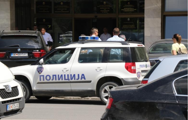Уапсен државниот секретар во Министерството за информатичко општество