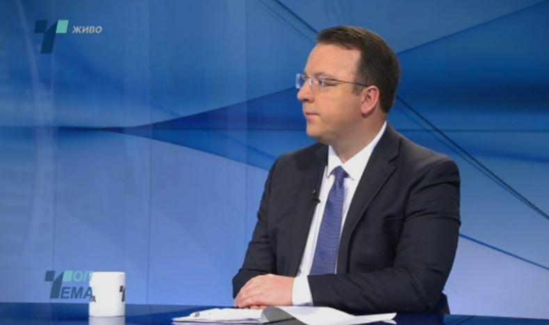 Николоски: Јас лани кажав ако нема реформи, Македонија во јуни оваа година нема да добие датум за почеток на преговори