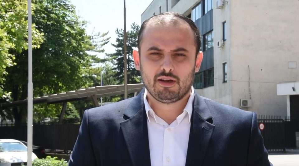 Ѓорѓиевски до СДСМ: На нашиот народ му е совршено јасно што е лажна пропаганда, особено ако истата доаѓа од вашата кујна