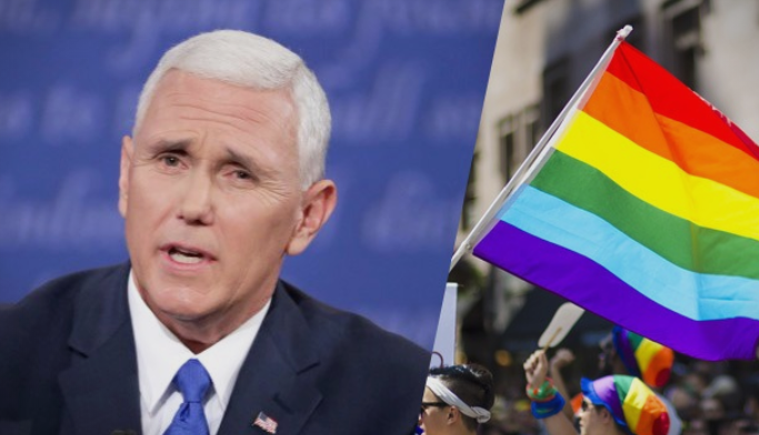 Трамп и Пенс едногласни, ги забранија геј знамињата