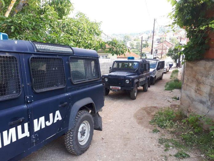 Голема полициска акција во Љуботен – граѓаните исплашени
