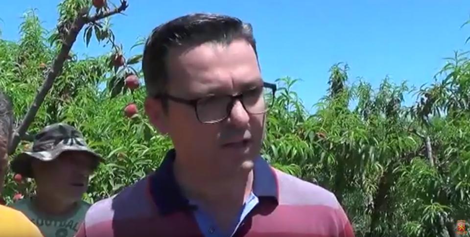Трипуновски во Росоман на барање на земјоделците