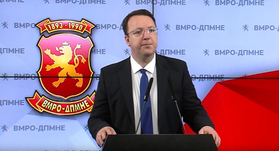 Николоски: Немаат ни волја, ни знаење и затоа во овој момент оставките се најмалку што можат да направат СДСМ