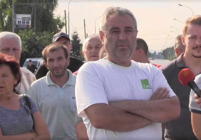 Расте револтот кај жителите на Кисела Вода: Протестите ќе продолжат додека не се најде решение