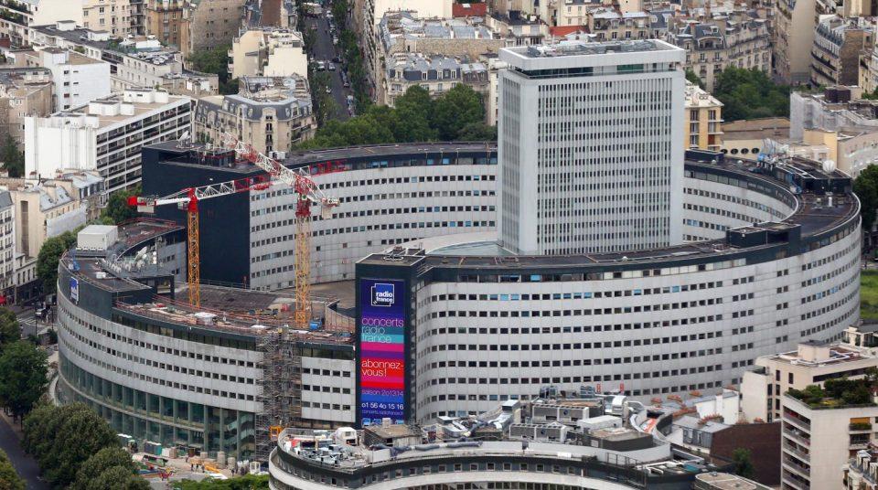 Радио Франс во штрајк