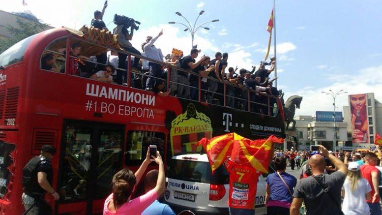 МВР со апел за прославата за Вардар: За ова следат строги санкции