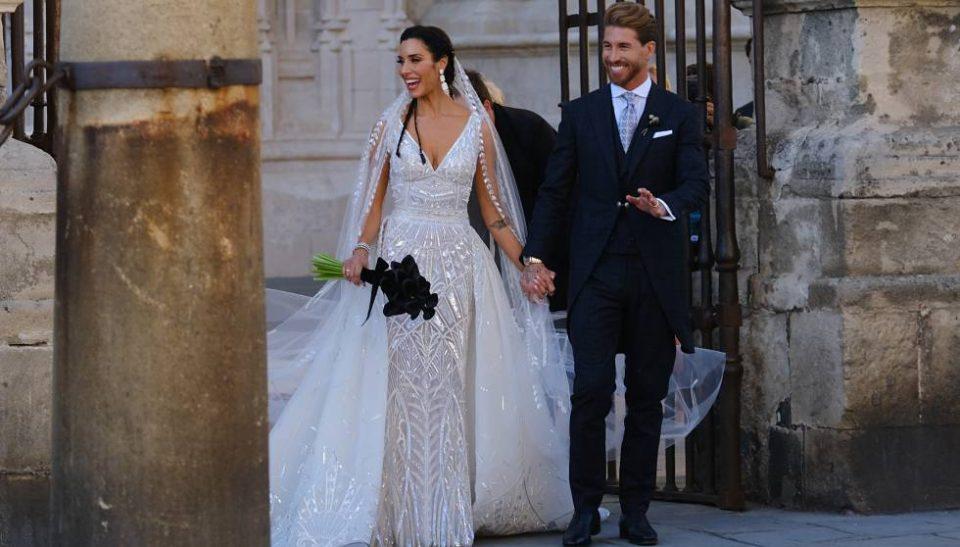 Кога ќе дознаете што им забранил Рамос на гостите на неговата свадба многумина нема да прифатат да бидат дел од прославата