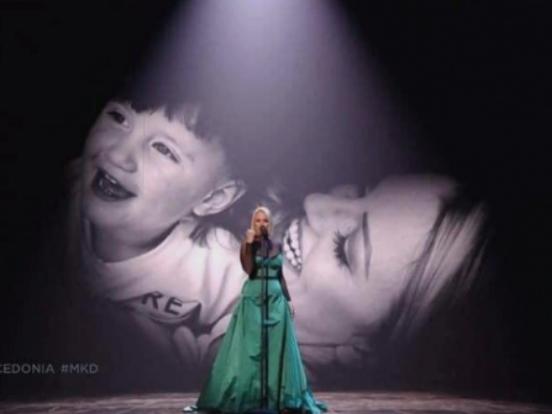 Тамара избрана меѓу петте најлошо облечени на Евровизија