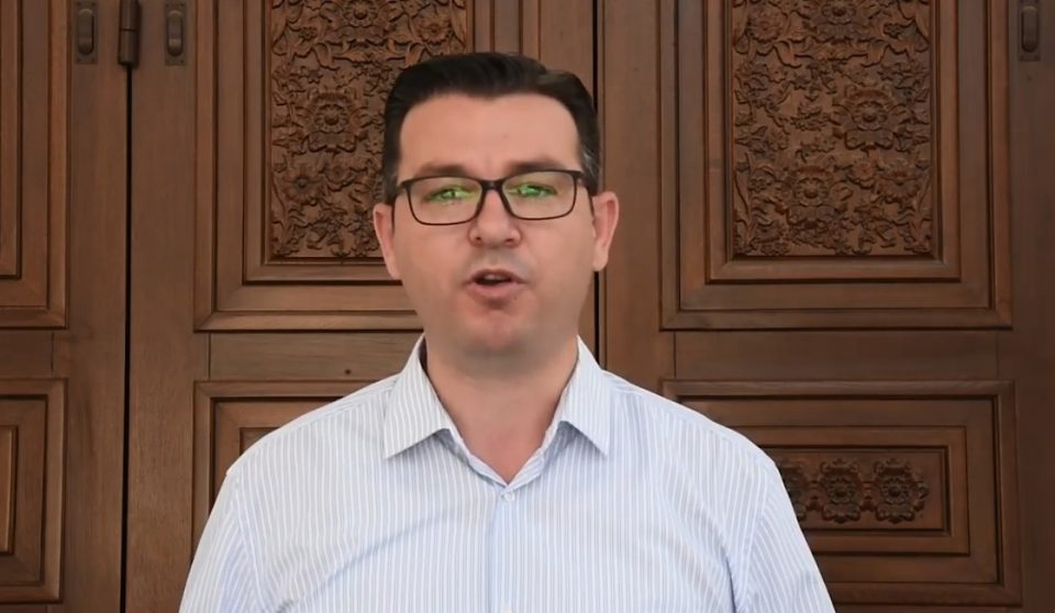 Трипуновски: Заев и Николовски не водат грижа за проблемите на земјоделците