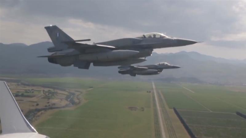Бугарија и Грција се скараа кој да го чува македонскиот воздушен простор