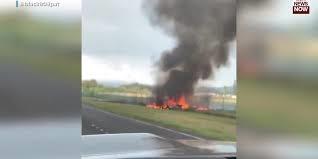 Се сруши авион на Хаваи- нема преживеани (ВИДЕО)